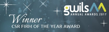 GWILS CSR Firm of the Year